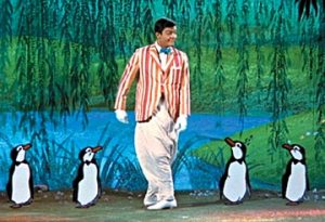 Bert & the Tap Dancing Penguins
