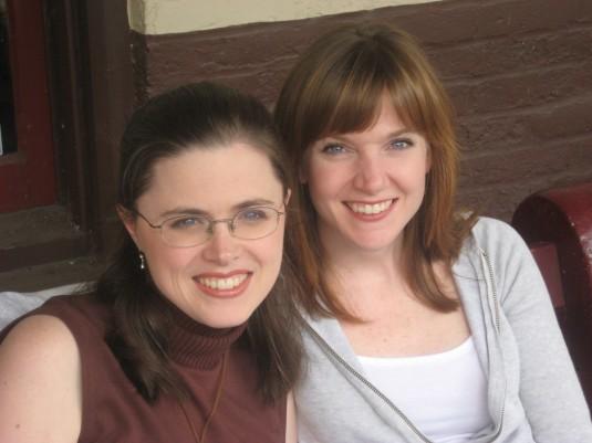 Amy & Sarah
