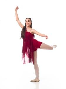 Maya (Pie Jesu / Ballet 4-6)