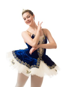 Natasha (Margot Fonteyn Memorial Award)