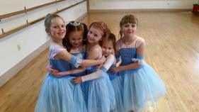 Beautiful Ballerinas